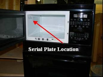 Find Ge Microwave Oven Service Manual By Model Number